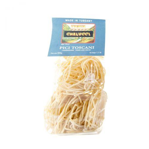 Pici - Pasta of Tuscany