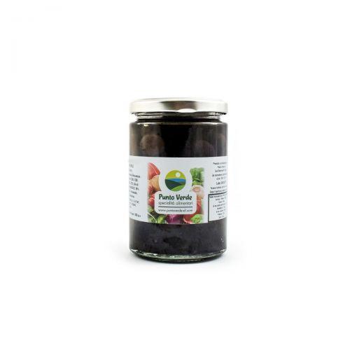 Olive verdi denocciolate alle mandorle - Marche