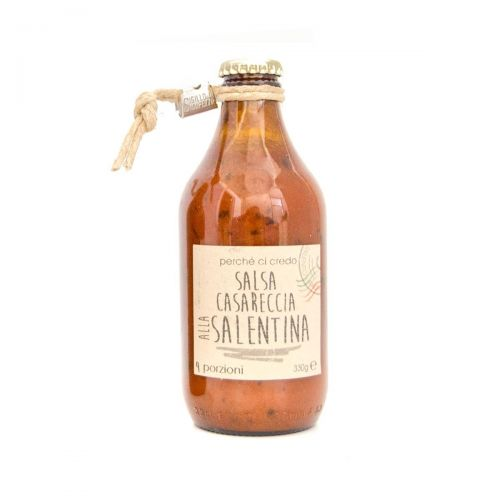 Salentina sauce - Apulia