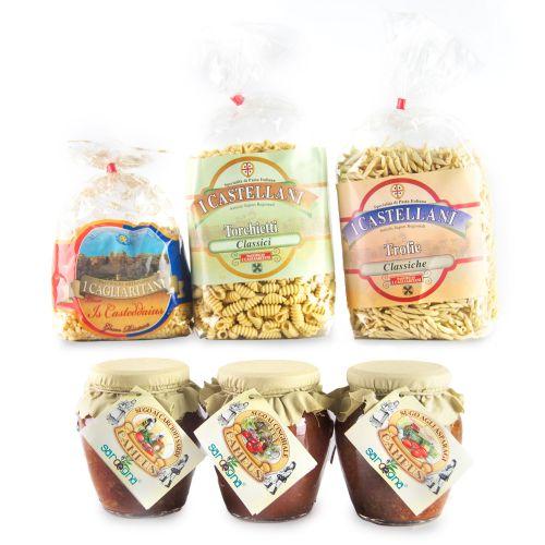 BoxMix Pasta e Sughi Sardegna 1