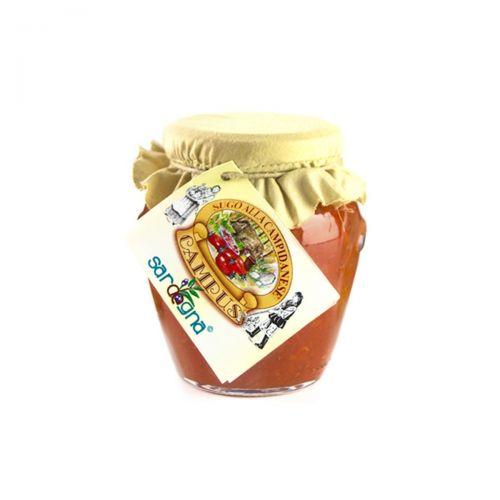 Campidanese Sauce - Sardinia