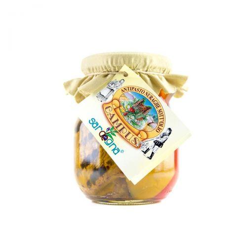 Nuraghe Appetizer - Sardinia