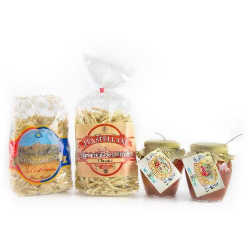 BoxMix Sardinia Pasta & Sauce 2
