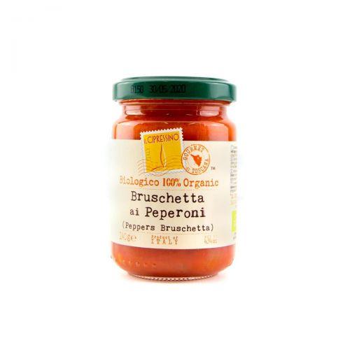 Pepperoni bruschetta - Tuscany