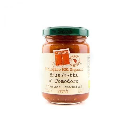 Tomato bruschetta - Tuscany