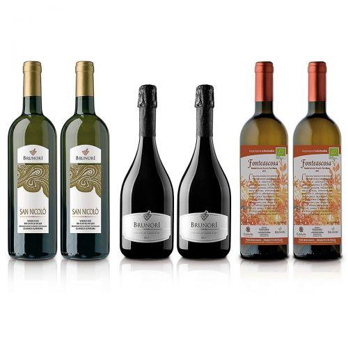 Tris Marche Wines selection