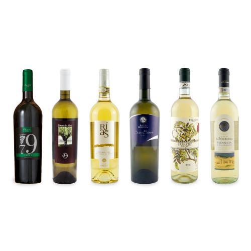 Selezione Vini Bianchi
