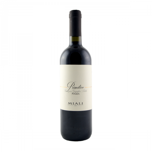 Primitivo I.G.P. red wine 2013 - Puglia