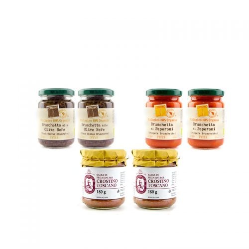 Tuscan Biological sauce offer