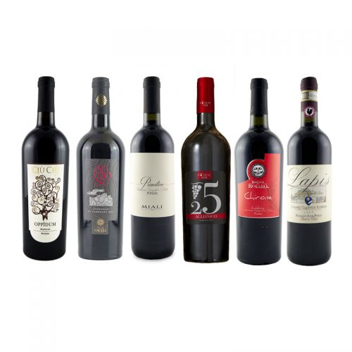 Red Wines Selection