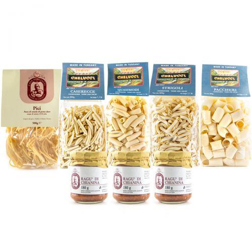 Tuscany Pasta and Sauce