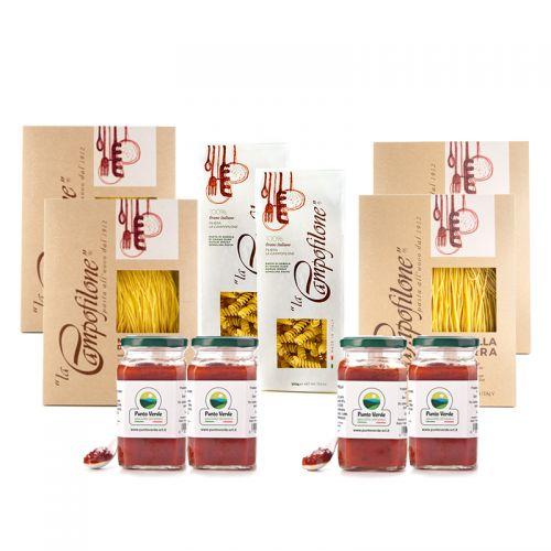 BoxMix Pasta e Sughi Marche 5