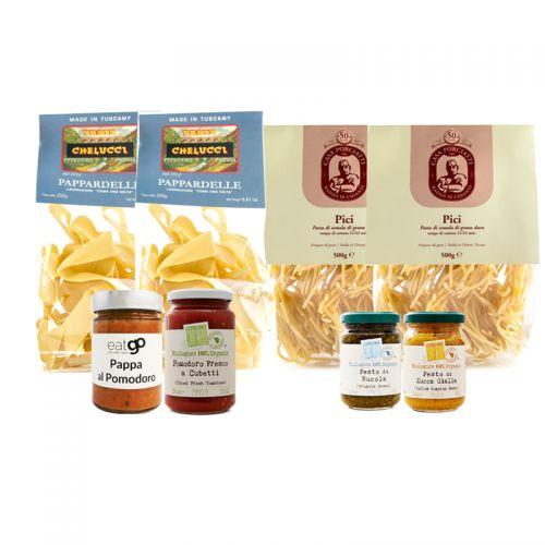 BoxMix Pasta e Sughi Toscana 1